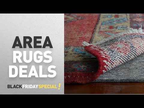 Area Rugs, Runners & Pads Black Friday Deals | Amazon Black Friday Deals