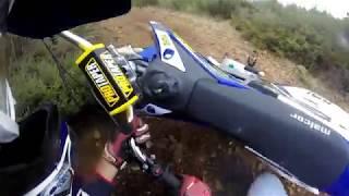 Crash pit bike 140