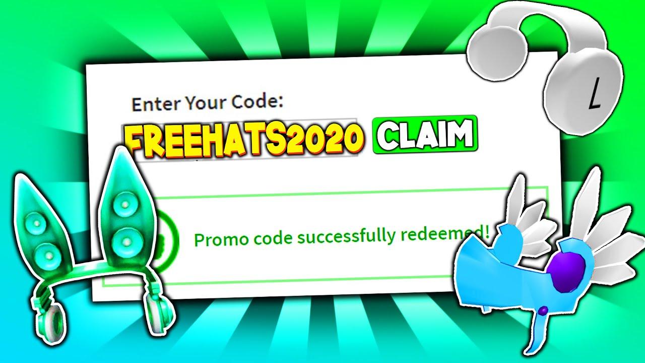 All New Roblox Promo Codes On Roblox 2020 Roblox Promo Codes