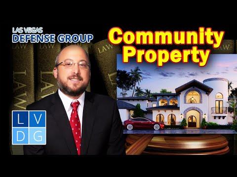 community property NV YT