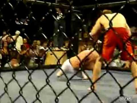 Kyle Maynard's MMA fight