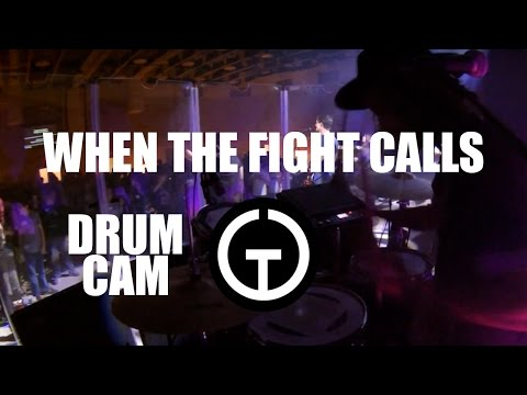 When The Fight Calls - Hillsong Y&F (Drum Cam)