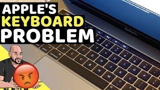 Gambar cover MacBook Pro Keyboard Replacement Program: MacBook Butterfly Keys Suck
