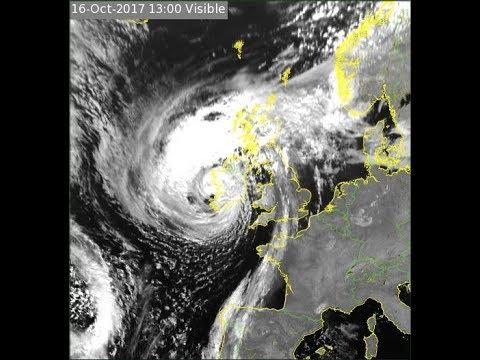 Hurricane Ophelia Gale bus service resuming 5am http://www.buseireann.ie/