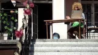 Targi ogrodnicze w Gorzowie WLKP. 27.09.2009r Kabaret