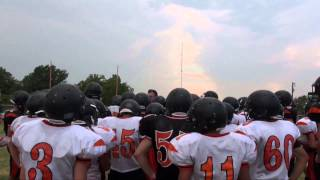 Tomahawk Sports: 2015 Nocona Indian Football Preview