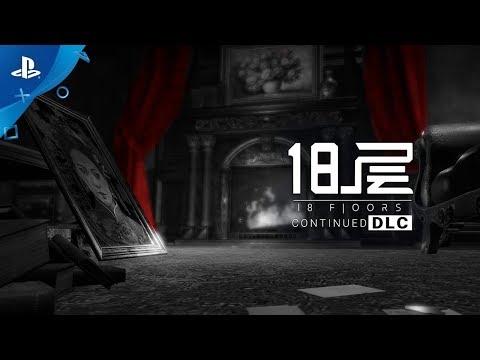 18 Floors - DLC Trailer|PS VR