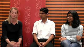 Top 10 MBA - Q&A with Second-Year Stanford MBA Students