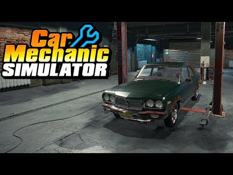 Car Mechanic Simulator | Console Gameplay Live! |