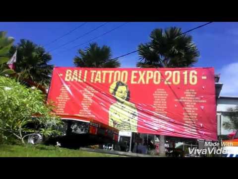 Bali Tattoo Expo 2016 vlog 011 gung ama