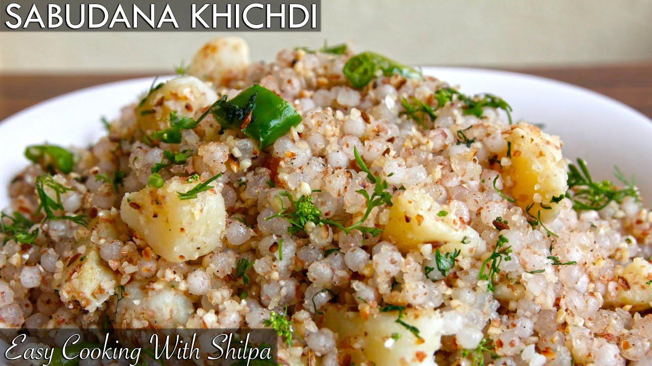 how to make sabudana ki kadhi