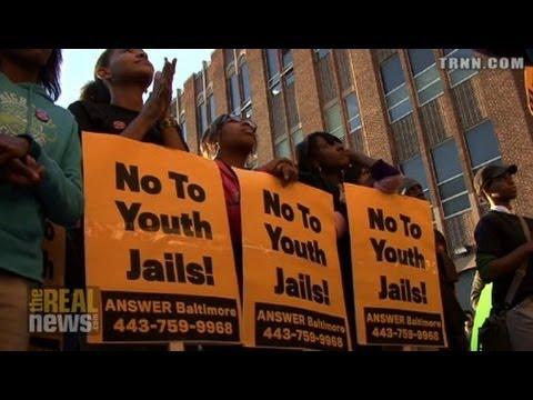 Baltimore Debates New Youth Jail