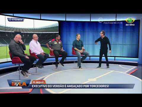 Neto Sobre Alexandre Mattos: Só Ele é O Responsável?