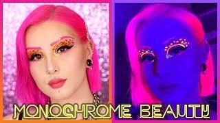 MONOCHROME BEAUTY Pinky Rose Suva Beauty Lemonhead  MAKEUP amp REVUE