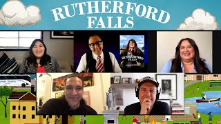 Rutherford Falls interview with Ed Helms, Michael Greyeyes, Jana Schmieding and Sierra Ornelas
