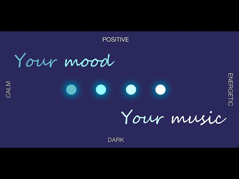 FriQ Mood Music Player