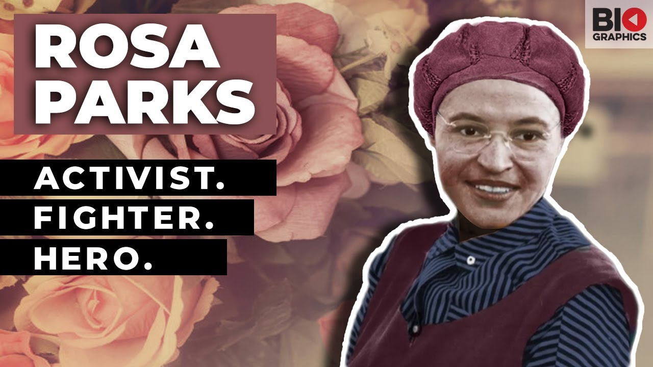 Rosa Parks: Activist Fighter Hero