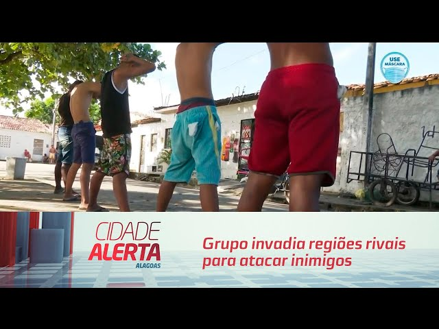 'Trem Bala': Grupo invadia regiões rivais para atacar inimigos