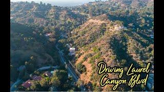 Video Driving the Full Length of Laurel Canyon Blvd download MP3, 3GP, MP4, WEBM, AVI, FLV September 2017