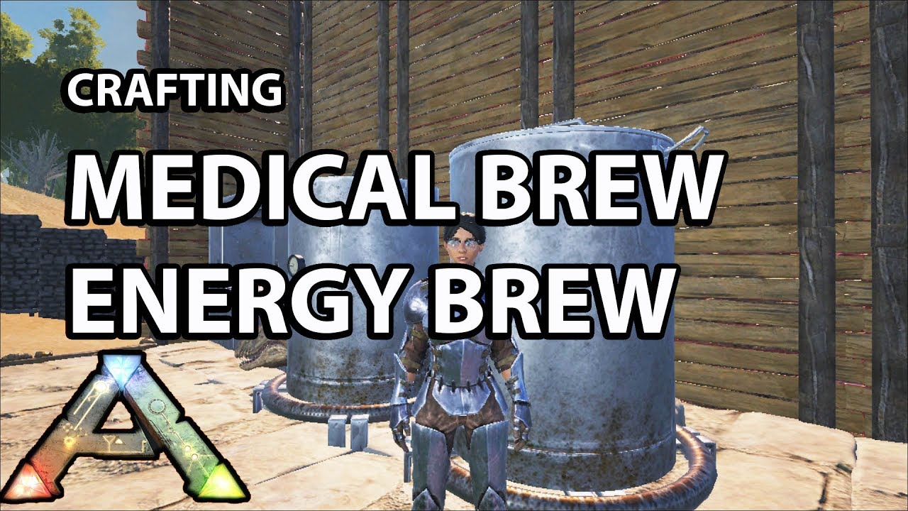 Energy Medical Brew Ark Survival