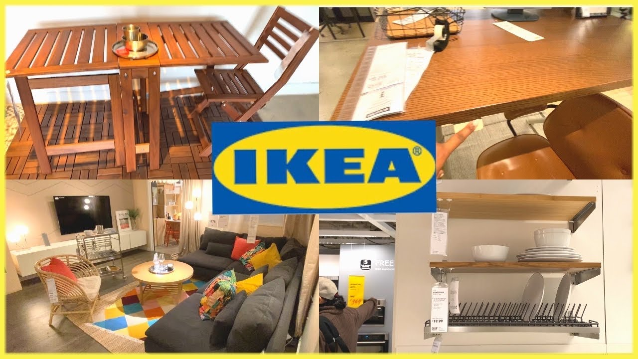 NEW Items at IKEA (Vlog)| IKEA SHOPPING HAUL DURING CORONA LOCKDOWN | #IKEA #IKEADESK #IKEAHAUL