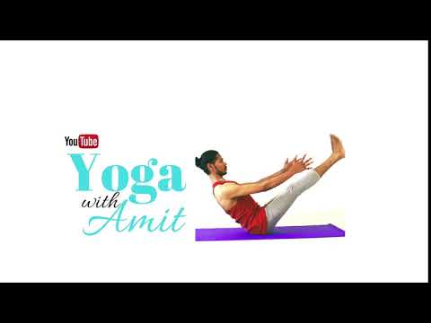 Welcome to Yoga with Amit