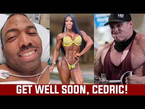 Cedric McMillan Recovery Update + NEW Olympia Division!