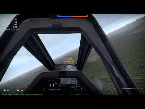"War Thunder - Fw 190 D-12 ""The Dora Raid"""