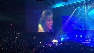 Shallow + NYE Countdown - Lady Gaga- | Enigma Residency Las Vegas 12-31-18