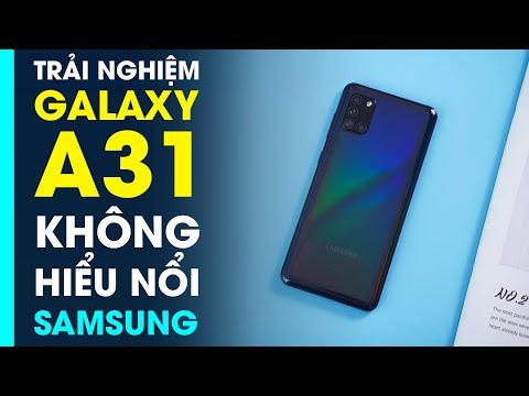 Trải nghiệm Galaxy A31: Smartphone cực khó hiểu Samsung