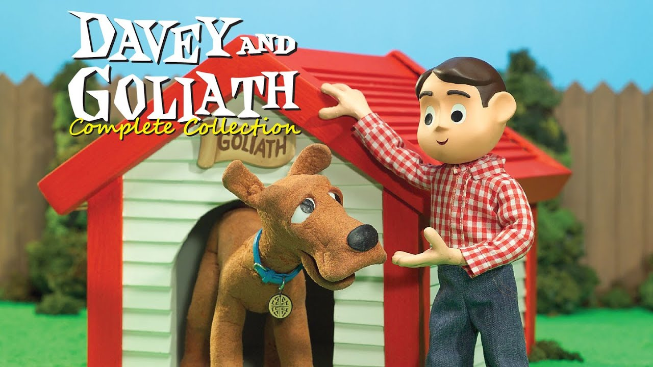 Download Davey And Goliath   Episode 10   On The Line   Hal Smith   Dick Beals   Norma MacMillan
