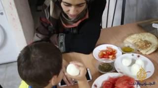 القدس- سحور مع عائلة الأسير المقدسي عبيدة الطويل