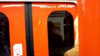 Metro in Praha