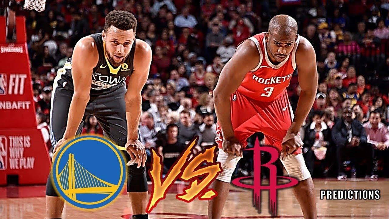 8af36b456a0 Houston Rockets vs Golden State Warriors