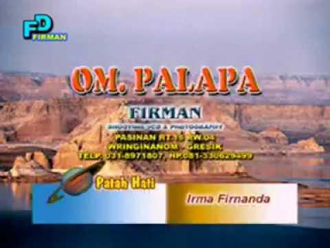 Irma Firnanda - Patah Hati - With Ky Ageng OM. PALAPA