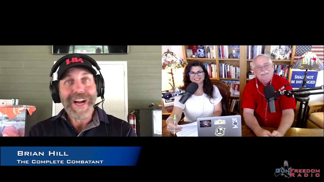 GunFreedomRadio EP344 Protect Your Local Range with Brian Hill