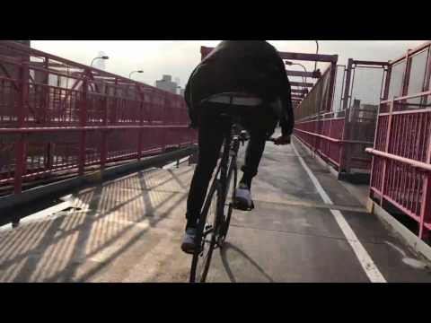 NYC Fixed Gear Ft. Rider Jamling