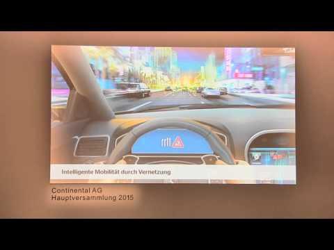 """Continental AG Hannover  -  Jahreshauptversammlung"""