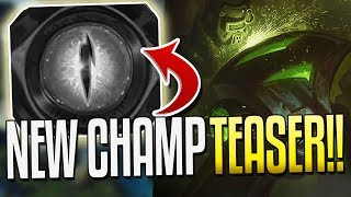 NEW CHAMPION TEASER!! NEW Shotgun Knees URGOT!? Eve/Aatrox Rework  Info - League of Legends