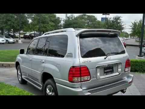 2007 Lexus LX 470 Fort Worth TX   YouTube