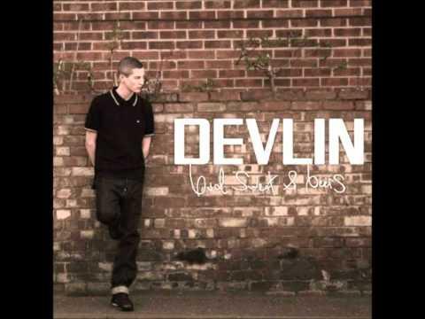 DEVLIN- LET IT GO (LYRICS)