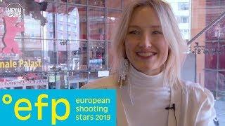 Ine Marie Wilmann Interview - EFP European Shooting Star 2019