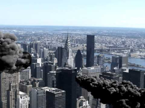 Asteroids over New York