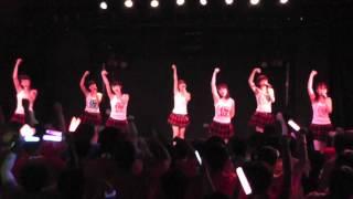 2012年7月22日に行われましたアップアップガールズ(仮)新潟初上陸ライ...