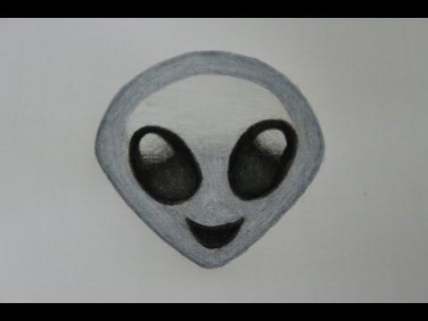 Alien Emoji Youtube
