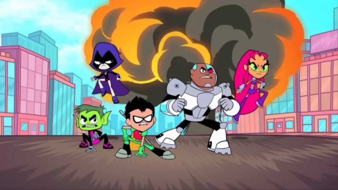 Why i hate teen titans go youtube voltagebd Image collections