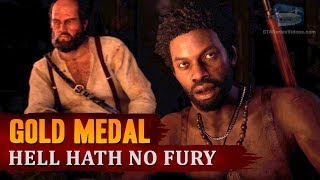 Red Dead Redemption 2 - Mission #61 - Hell Hath no Fury [Gold Medal]