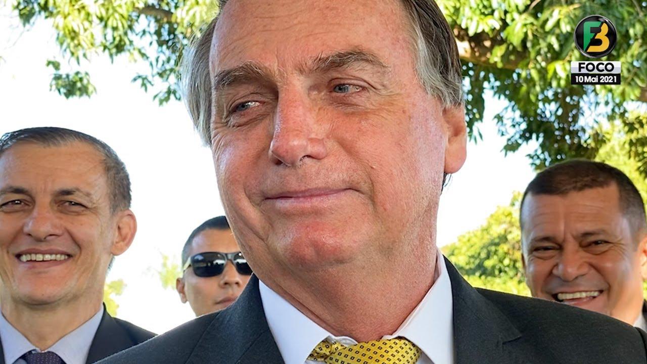 Bolsonaro fala sobre Pedágio de Motos, INMETRO, Invasão de Propriedade, Salva aposentado PRF e mais!