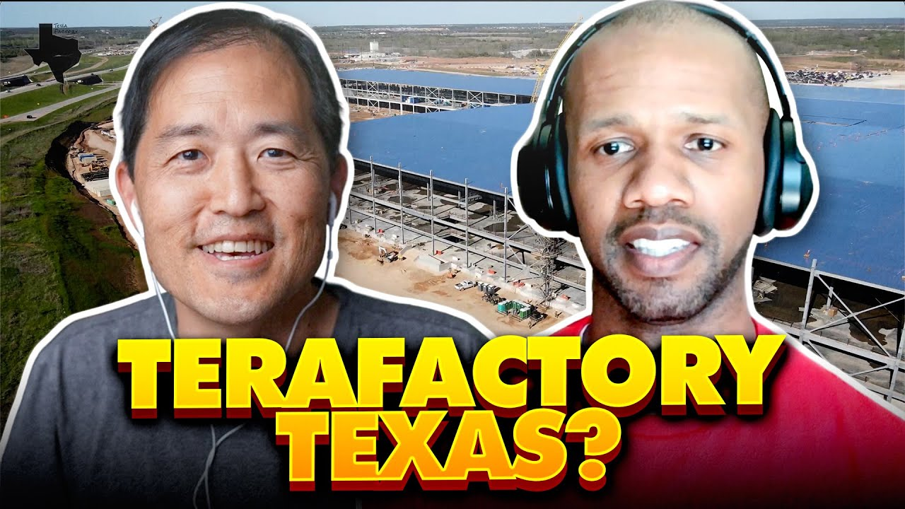 Revealed! Tesla's HUGE Austin Factory - Drone Tour w/ Randy Davis (Ep. 302)