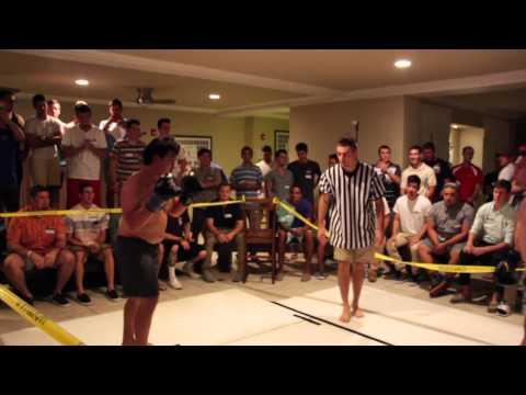 Fresno State Sigma Chi Fight Night Fall 2014 (epsilon eta)